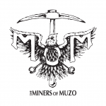 Miners of Muzo Eagle Logo